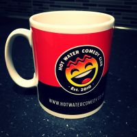 Official Hot Water Mug