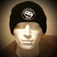 Official Hot Water Comedy Club Beanie Hat (Black)