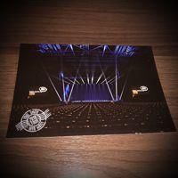 Paul Smith Hiya Mate 2018 Collectible Tour Postcard (3 of 10)
