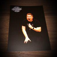 Paul Smith Hiya Mate 2018 Collectible Tour Postcard (8 of 10)