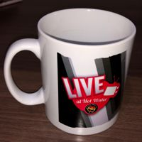 Official Live at Hot Water Comedy Club Mug