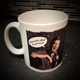 Paul Smith 'Hiya Mate, What Do You Brew?' Mug