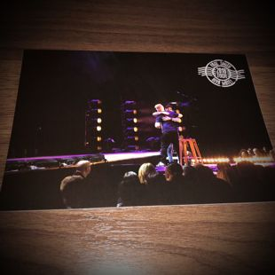 Paul Smith Hiya Mate 2018 Collectible Tour Postcard (6 of 10)