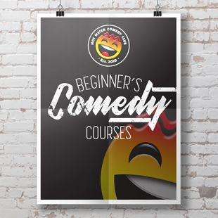 Beginners Comedy Course