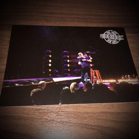 Paul Smith Hiya Mate 2018 Collectible Tour Postcard (6 of 10)