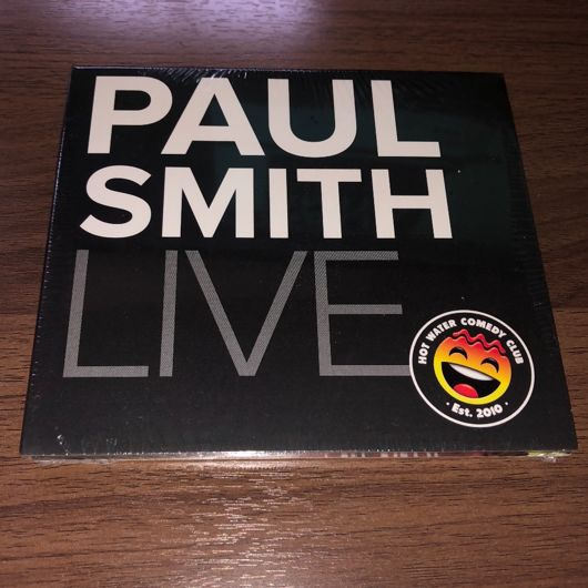 Paul Smith: Live (2017 DVD)