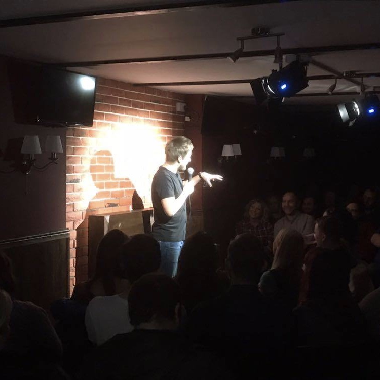 Hot Water Comedy Club - Studio